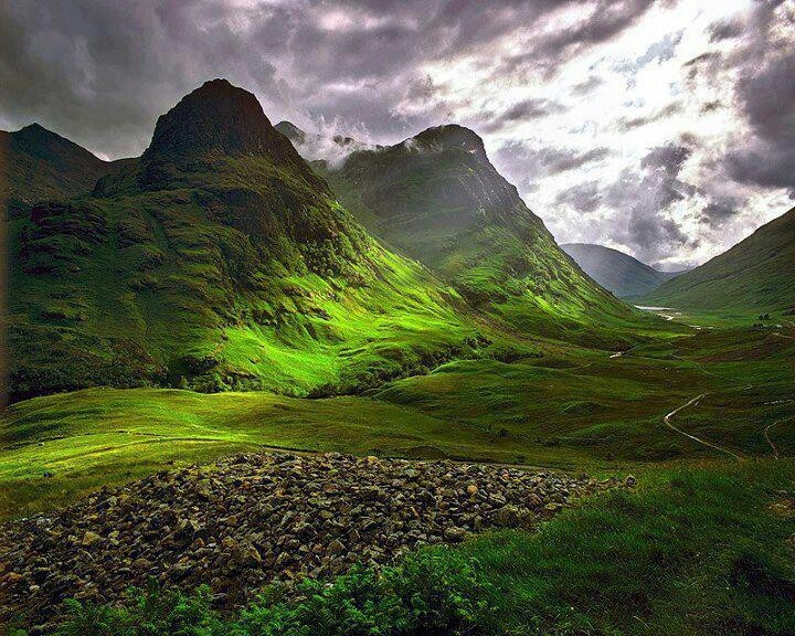 Scotland Beautiful Places In The World Pinterest