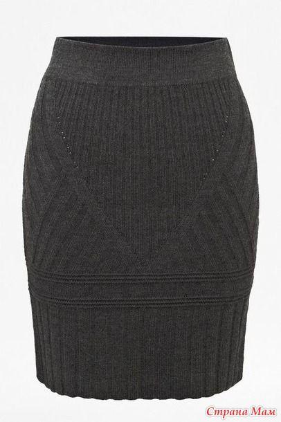 Как вязать пояс для юбку крючком