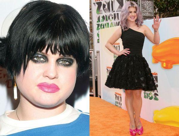 Kelly Osbourne Fat Kelly Osbourne -...