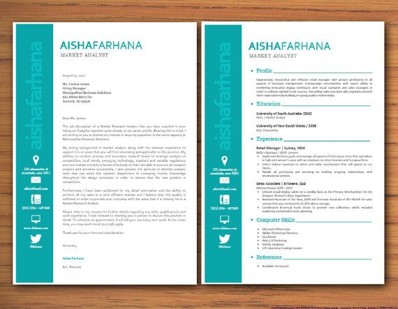 cover letter template microsoft word