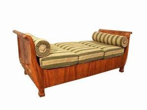 Biedermeier day bed ala cleopatra biedermeier pinterest for Cleopatra sofa bed