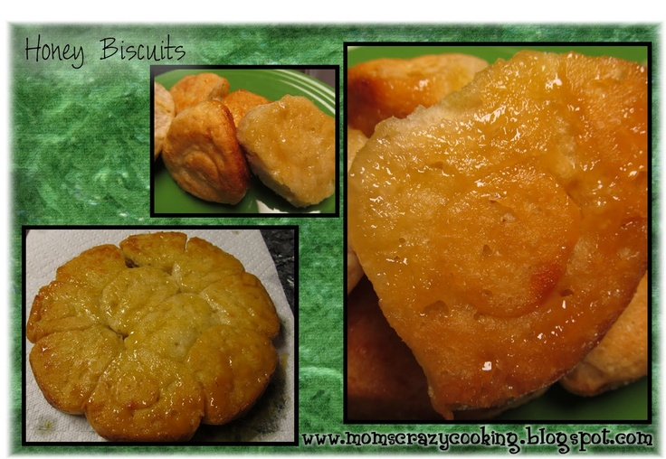 Honey Biscuits | Cupcakes | Pinterest
