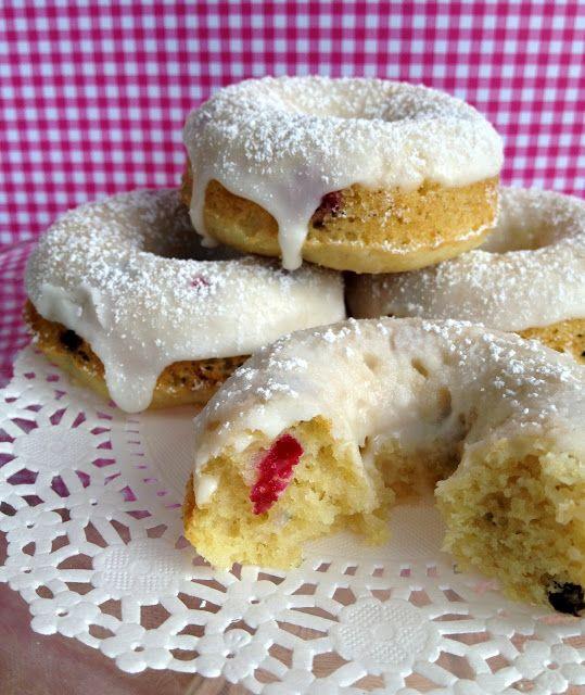 Meyer Lemon & Sour Cream Donuts Recipe — Dishmaps