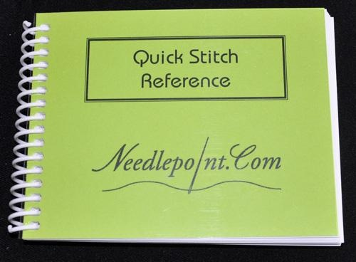 Crochet Stitch Quick Reference : Quick Stitch Reference Needlepoint Canvases & Products 3 Pinterest