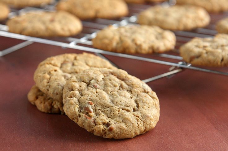 Cinnamon Chip Oatmeal Cookies | Recipes I've made | Pinterest