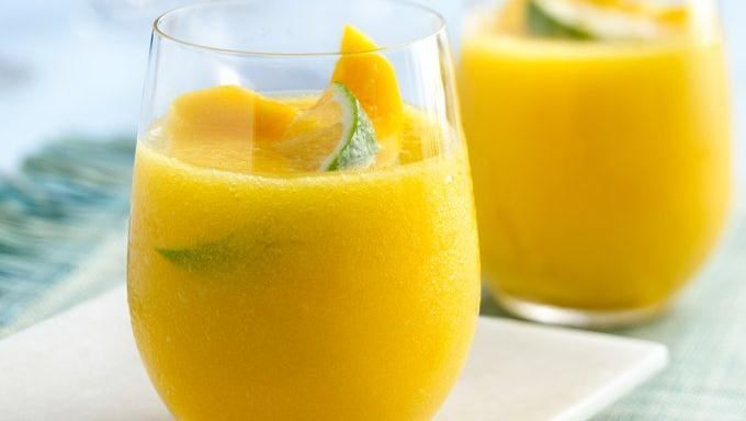 Frozen Mango COCOritas - Blend up fruity margaritas made with sweet ...
