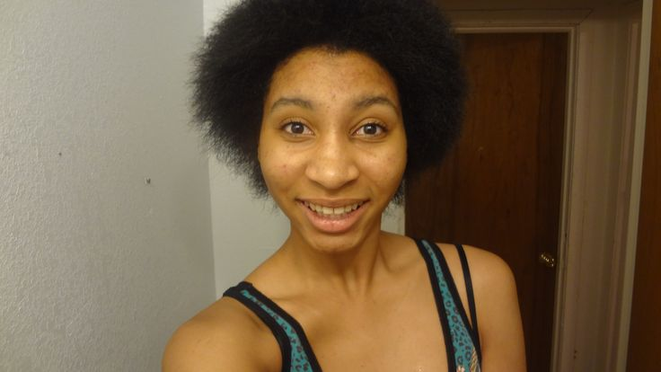 Big Chop Natural Hair Journey