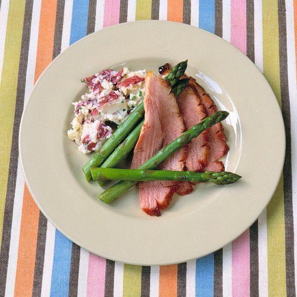 Bourbon-Glazed Ham Recipe | Food Recipes - Yahoo! Shine
