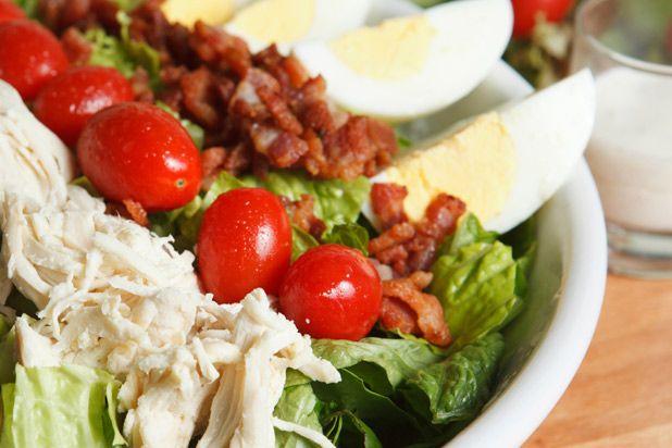 BLT Chicken Salad Recipe | It's Chicken Time! | Pinterest