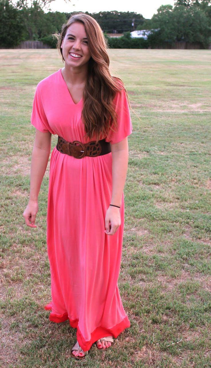 Как сшить платье без выкройки быстро 56