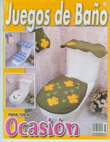 Juegos De Baño Regina:Como hacer juegos de baño