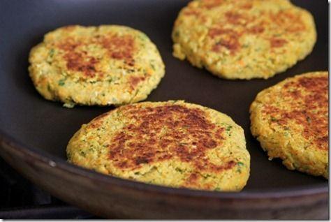 Chickpea Hummus Burgers | Healthy Recipes | Pinterest