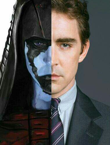 Lee Pace Lee Pace Rona...
