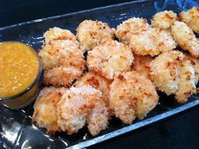 coconut shrimp | Loveing shrimp thr best food in the world. | Pintere ...