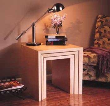 End Table Design Plans