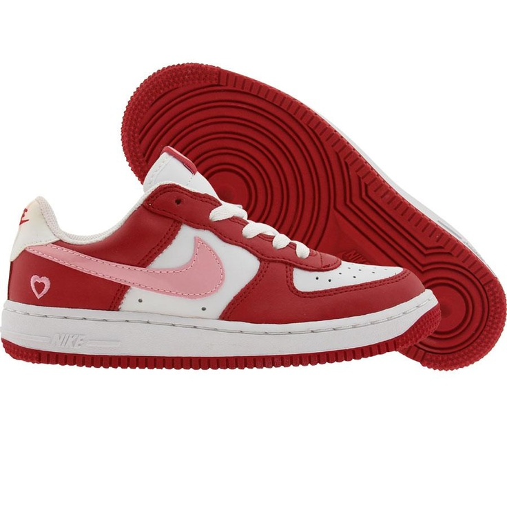 valentine nike shoes