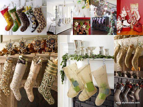 Christmas Stocking Ideas Christmas Decorating Ideas
