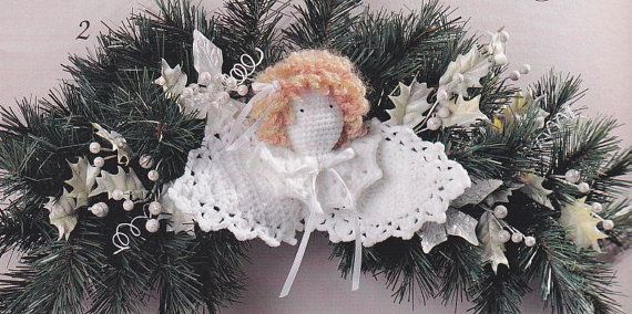 Christmas Tree Topper Angel Patterns Share The Knownledge