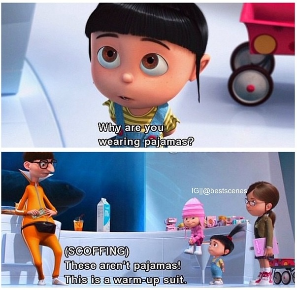 Despicable Me Quotes Famous Quotes From Des...