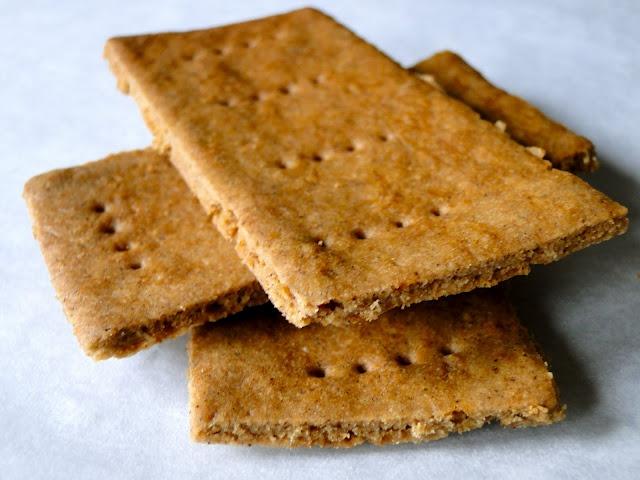 gluten-free graham crackers, yum | Gluten Free Desserts!! | Pinterest