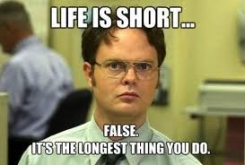 Dwight K Schrute - great