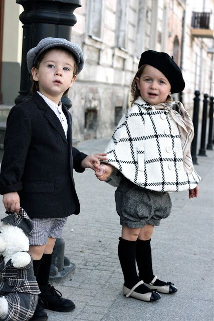 Everything will be OK as long as we are holding hands and I have my Teddy bear. - Vivi & Oli-Baby Fashion Life - French style