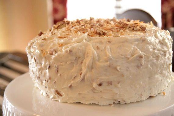 ... love love love this cake! This is PW's Billie's Italian Cream Cake