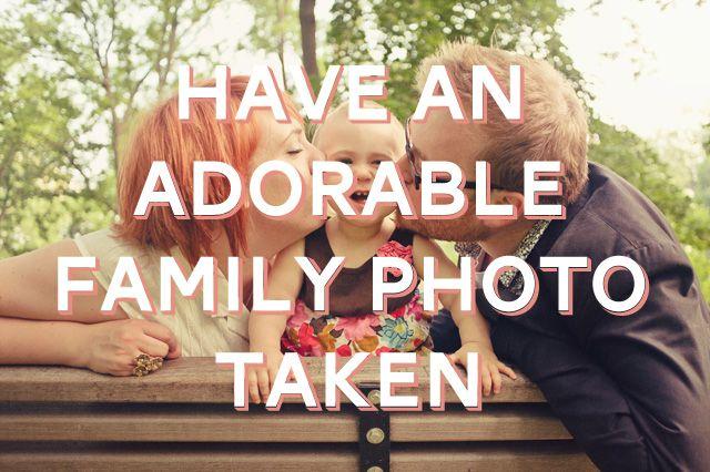 Have an Adorable Family Photo Taken
