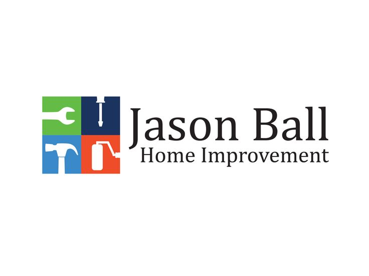Jason Ball Home Improvement Logo Design My Work WordPress Website