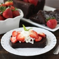 Double Chocolate Loaf Cake | Sweets | Pinterest