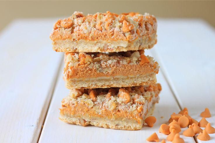 Pumpkin Pie and Butterscotch Streusel