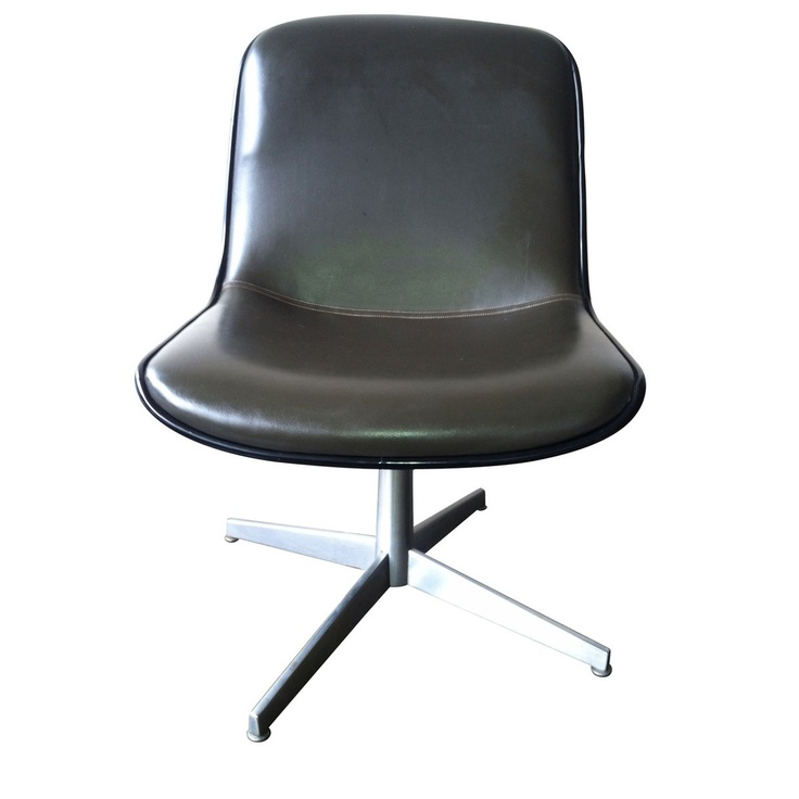Steelcase Leather Chair I