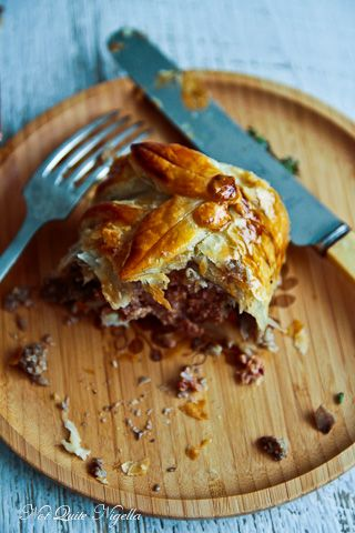 Christmas Beef Wellington | Recipe Book, Ch 10: Holiday Recipes | Pin ...