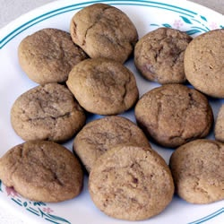 Big Soft Ginger Cookies | Baking and Decorating | Pinterest