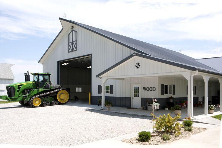 Farm shops with living quarters car interior design for Farm shop plans with living quarters