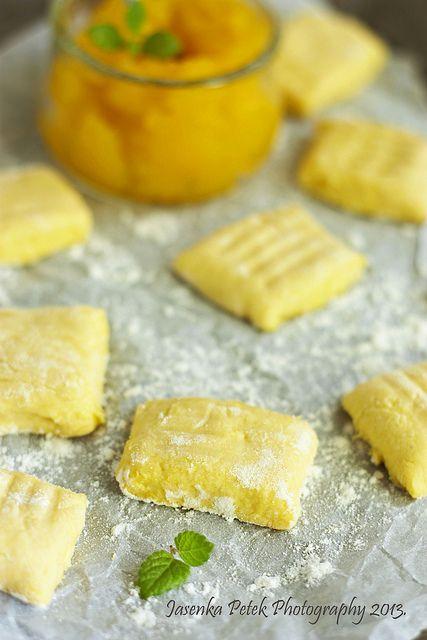 Pumpkin gnocchi | Food | Pinterest