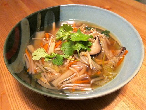 Taiwanese Vegetable Thick Soup (素羹湯) | Recipes | Pinterest