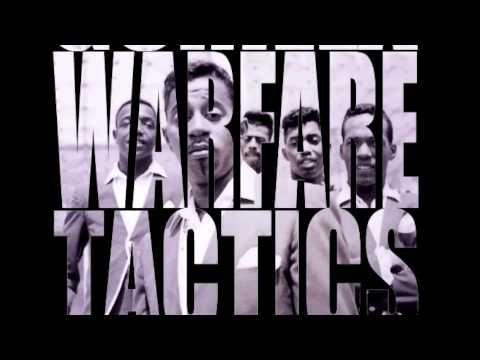 gorilla warfare tactics temptations lyrics