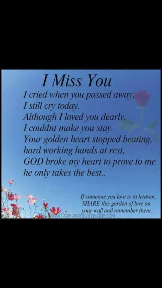 Miss him so much | Quotes of how I feel | Pinterest