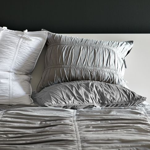 Bed when we upgrade to a king to replace our queen anthro cirrus duvet