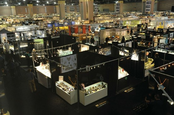 Wholesale show booths