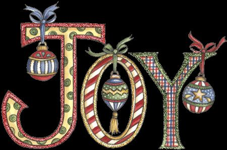 animated Joy word with holiday designs | Christmas Gifs & Aminations ...