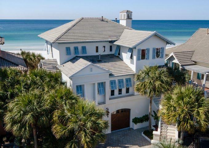 Amazing Miramar Beach House Dream Houses Pinterest