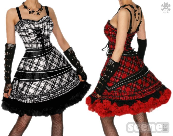 Prom Dresses Emo - Red Prom Dresses