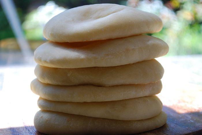 Pita Bread | Recipes | Pinterest
