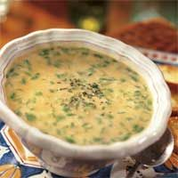 Leek Soup....yum. With all the cold weather I am planning a soup ...