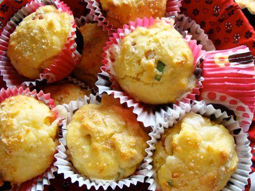 muffin salati   ricette - verdure   Pinterest