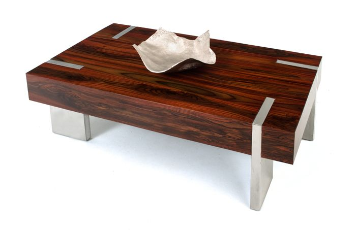 Wood Block Coffee Table Design Concepts Pinterest