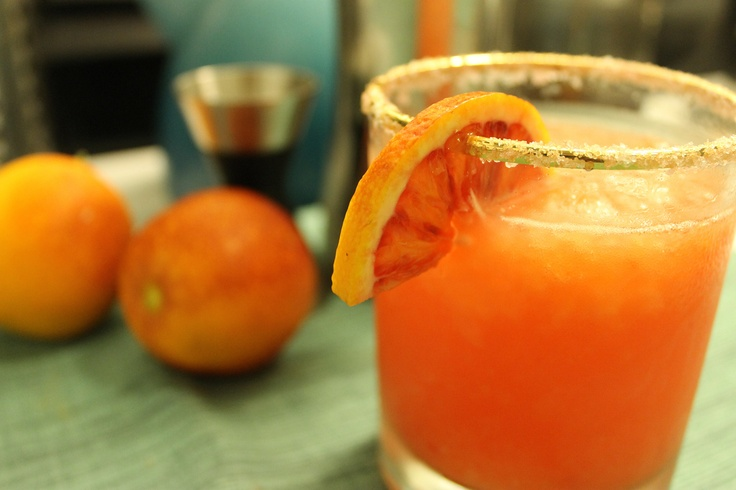 Blood Orange Margarita. Check out her other recipes: www.Julipmade.com ...