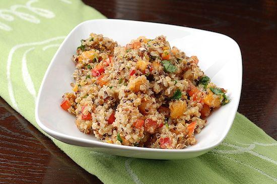 Sweet Potato and Quinoa Salad | Mmmmm... | Pinterest